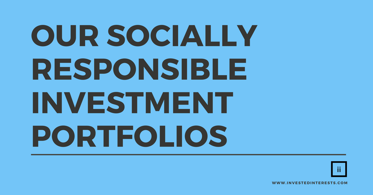 socially responsible investment portfolios