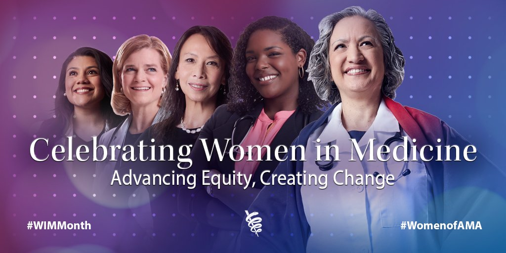 AMA Women in Medicine 2020 theme