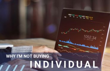Why I Avoid Buying Individual Stocks