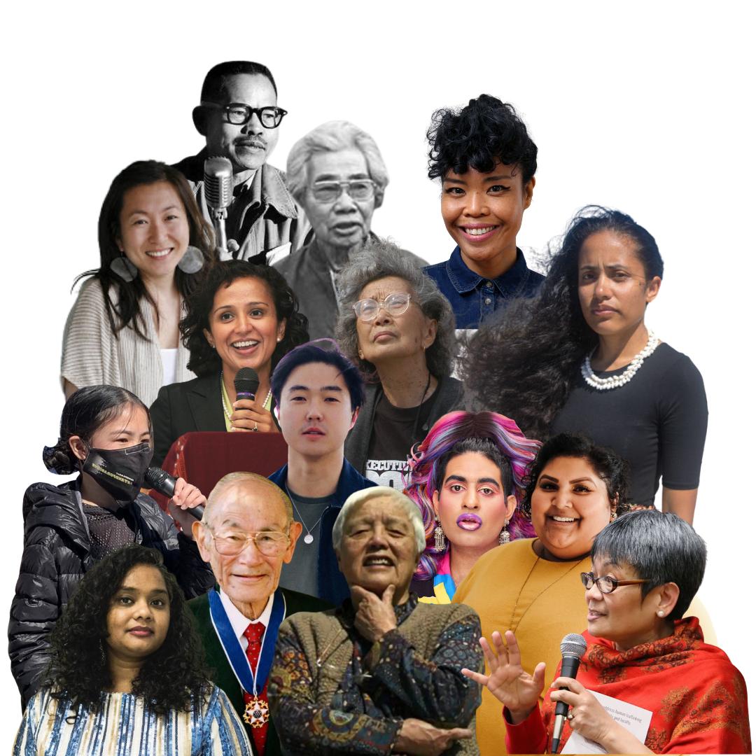 AAPI Activists